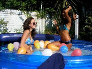 Kaya Scodelario en Bikini [1024x768] [132.06 kb]