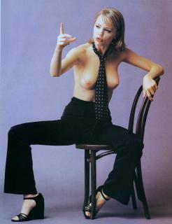 Melissa George desnuda - Fotos y Vídeos -