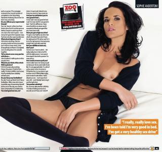 Sophie Anderton en Zoo Magazine Desnuda [1442x1350] [264.45 kb]