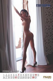 Mariana Rodríguez en Calendario For Men 2016 Desnuda [2268x3401] [610.46 kb]