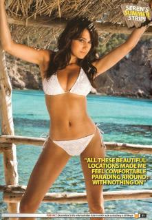 Seren Gibson en Zoo Magazine Bikini [1293x1869] [490.58 kb]