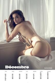Calendario Lui Magazine 2017 en Barbara Palvin desnuda [2616x3900] [862.28 kb]