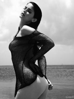 Shermine Shahrivar en Playboy [1200x1600] [382.79 kb]