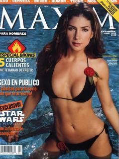Patricia Manterola en Maxim [750x1003] [139.08 kb]