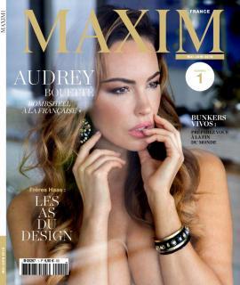 Audrey Bouette en Maxim [1011x1195] [223.02 kb]