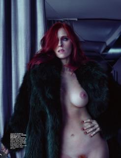 Audrey Fleurot en Lui Magazine Desnuda [697x905] [137.67 kb]
