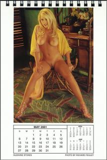 Calendario Playboy 2001 [671x995] [111.21 kb]