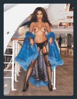 Garcelle Beauvais en Playboy Desnuda [1239x1587] [289.72 kb]