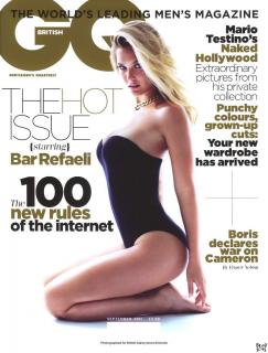 Bar Refaeli en Gq [912x1200] [124.13 kb]