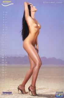 Alessia Merz in Calendario 2005 Nude [850x1292] [94.51 kb]