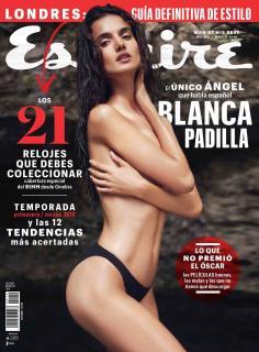 Blanca Padilla en Esquire [1300x1761] [341.54 kb]