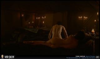 Oona Chaplin in Game Of Thrones Nude [1270x760] [71.17 kb]