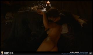 Oona Chaplin in Game Of Thrones Nude [1270x760] [71.69 kb]