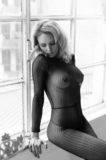 Mattera  nackt Justine Anne Heche