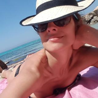 Nuria Fergó in Bikini [1080x1080] [122.28 kb]