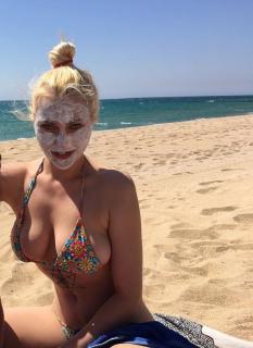 Daniela Blume en Bikini [590x810] [117.56 kb]