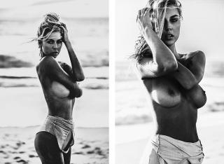 Paige Marie Evans en La Playa Desnuda [960x702] [141.56 kb]