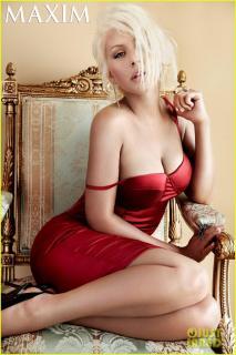 Christina Aguilera en Maxim [817x1222] [125.32 kb]