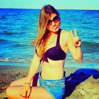 Inma Rodríguez en Bikini [640x640] [173.3 kb]