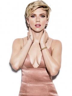 Scarlett Johansson en Cosmopolitan [1202x1602] [264.5 kb]