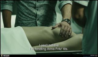 Alba Ribas en El Cadaver De Anna Fritz Desnuda [1940x1140] [220.18 kb]
