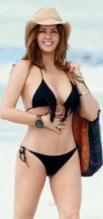 Andrea Legarreta en Bikini [563x1200] [80.36 kb]