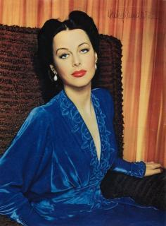 Hedy Lamarr [936x1265] [156.56 kb]