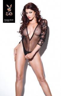 Pamela David en Playboy Desnuda [1266x1987] [284.38 kb]