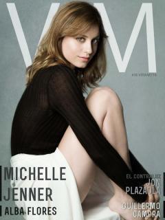 Michelle Jenner en Vim Magazine [1110x1480] [231.27 kb]