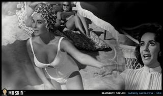 Nackt Elizabeth Taylor  Elizabeth Taylor