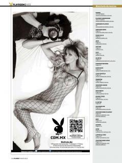 Aylín Mújica en Playboy Desnuda [818x1094] [119.68 kb]