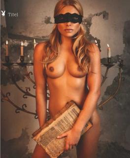 Sophia Thomalla en Playboy [908x1100] [171.04 kb]