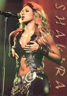 Shakira [465x663] [53.43 kb]