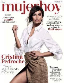 Cristina Pedroche en Mujer Hoy [983x1278] [272.48 kb]