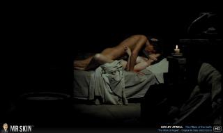 Hayley Atwell en Los Pilares De La Tierra Desnuda [1270x760] [53.9 kb]