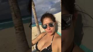 Carolina Padrón en Bikini [1280x720] [80.56 kb]