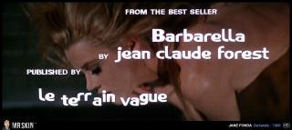 Jane Fonda en Barbarella Desnuda [1270x570] [89.73 kb]
