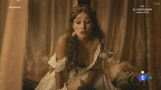 Ariana Martínez en Carlos Rey Emperador Desnuda [1920x1080] [202.08 kb]