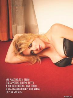 Claudia Gerini en Playboy [1239x1654] [323.49 kb]