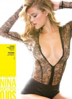 Nina Agdal en Esquire [2386x3248] [578.16 kb]