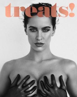 Ellie Gonsalves in Treats! Magazine Nude [960x1200] [211.87 kb]
