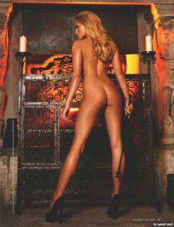 Sophia Thomalla en Playboy [1681x2185] [596.63 kb]