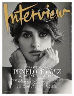 Penélope Cruz en Interview [740x962] [155.61 kb]