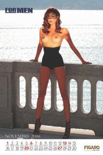 Mariana Rodríguez en Calendario For Men 2016 Desnuda [2835x4252] [1868.27 kb]
