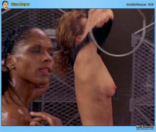 Fotos ntimas de Dina Meyer desnuda - No afectar a la