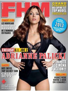 Adrianne Palicki en Fhm [1200x1600] [498.46 kb]