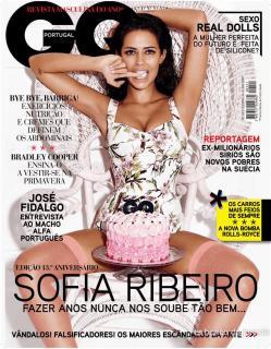 Sofia Ribeiro in Gq [1092x1402] [301.64 kb]
