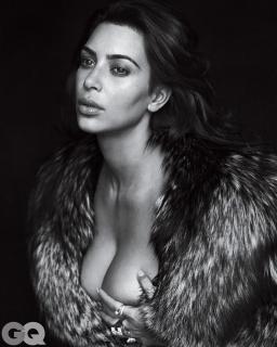 Kim Kardashian en Gq [1080x1349] [240 kb]