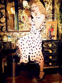 Dakota Fanning en Glamour [600x800] [103.73 kb]