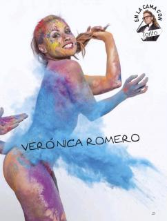 Verónica Romero in Primera Linea [2105x2783] [633.6 kb]
